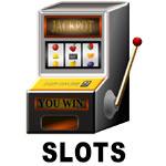 Spielautomaten in Casinos spielen