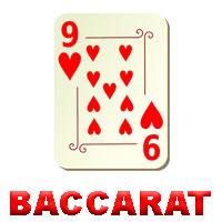 Casinospiel Baccarat online spielen
